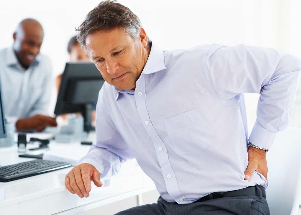 Prevent injury at work with ergonomics advice.